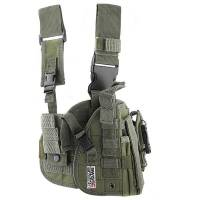 Swiss Arms Tactical Leg Holster + Mag Holders