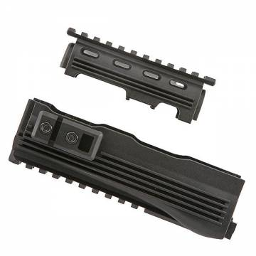 A.P.S Railed Handguard for AK Series - Black