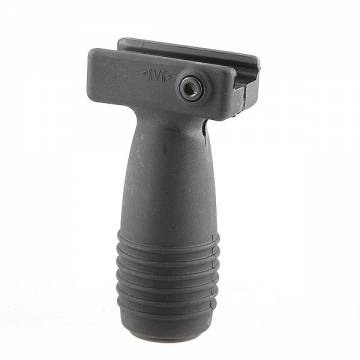 Element TDI Short Grip for Rail - Black