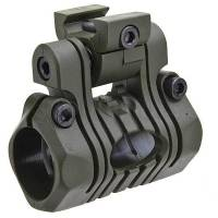 Element 5 Position 25mm Flashlight Laser Mount - OD