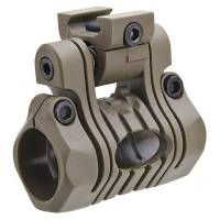 Element 5 Position 25mm Flashlight Laser Mount - DE
