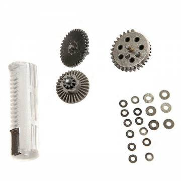 Element Steel Flat Gear Set w/Piston for R85/L85
