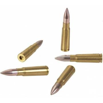 AK 7.62 x 39 Cartridge (5 Cartridges - Dummy)