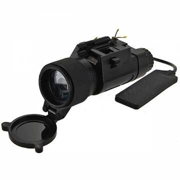 Element M3X Tactical Illuminator Long Version - Black