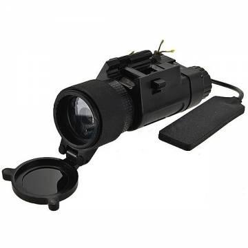 Element M3X Tactical Illuminator Long Version - Black