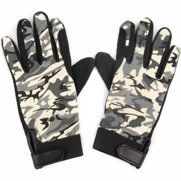 Urban Camo Antislip Protective Assault Gloves