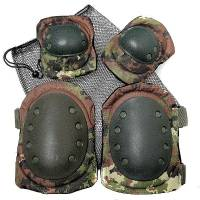 Knee and Elbow Pads Set (Vegetata)