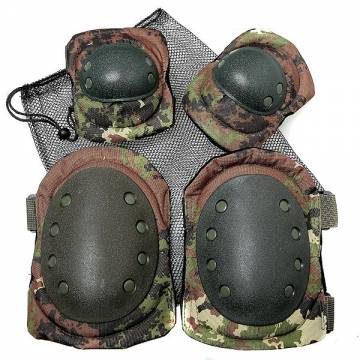 Knee and Elbow Pads Set - Vegetata