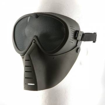 Grid Airsoft Mask - Olive Drab