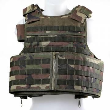 Paraclete RAV Body Armor Tactical Vest - Woodland