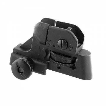 A.P.S LETS Tactical R Series Rear Sight