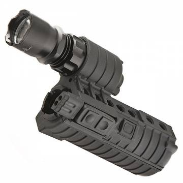 Element eM500A CREE Handguard WeaponLight for M4 - Black