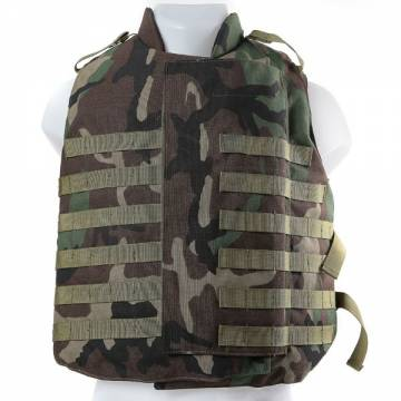 King Arms Rifleman SAPI Vest (Woodland)
