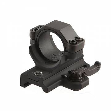 King Arms Throw Lever Ring Set (25/30mm)