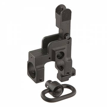 King Arms Tactical Flip Up Front Sight with Sling Swivel