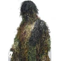 Hunting Ghillie Suit Mossy - Woodland Camo