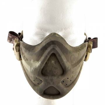 Hard Foam Neoprene Half Face Mask - A-TACS