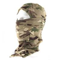 Balaclava Hood Full Face Head Protector - Multicam