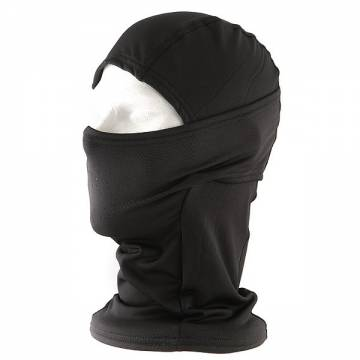 Balaclava Hood Full Face Head Protector - Black