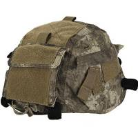 CP Style MICH Helmet Cover - A-Tacs
