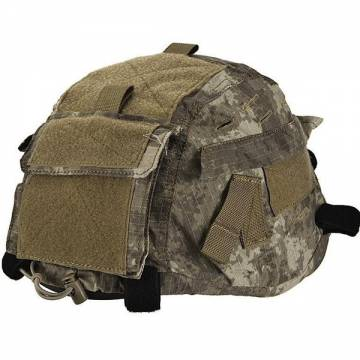 CP Style MICH Helmet Cover - A-Tacs Camo