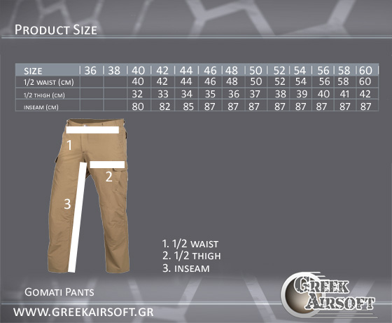 Gomati Pants