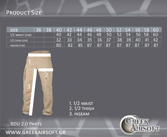 Bdu 2 Pants