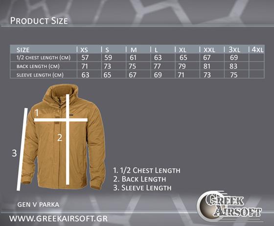GEN V Jacket