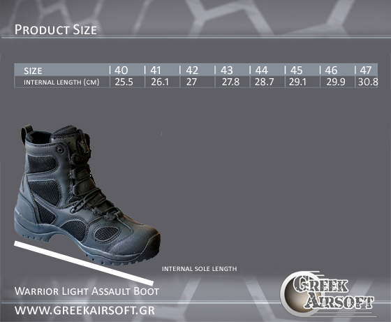 Light Assault Boot