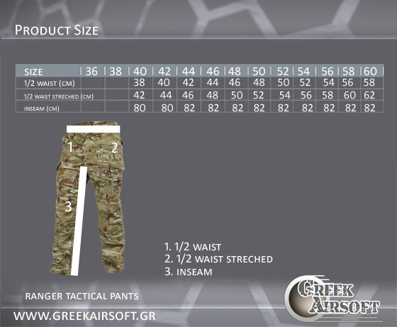 Ranger Tactical Pants